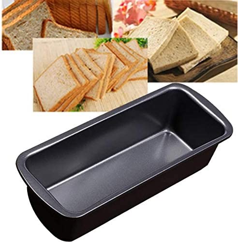 New mail order Grizzly Loaf Pan Rectangle Non Bread Carbon Special price Stick Baki Steel