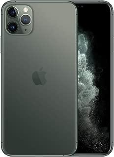 Apple iPhone 11 Pro Max 512Gb - Verde Meia Noite - MWHC2LL/A - Desbloqueado