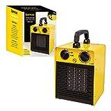 Benross 2000W Industrial Fan Space Heater, Powerful Heater for Workshop, Garage or Office