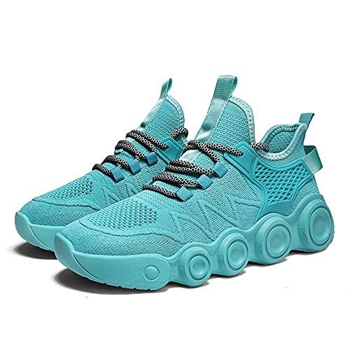 N\C Feizhi Zapatos Viejos De Color Sólido Zapatos De Los Hombres De Moda Tendencia En Deportes Y Ocio Cuatro Estaciones Bajo Parte Superior Gruesa