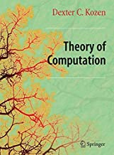 Theory of Computation (Texts in Computer Science)