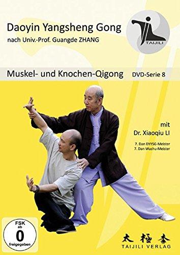 MUSKEL- & KNOCHEN-QIGONG: Qigong DVD-Serie 8