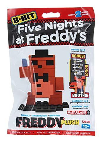 Five Nights at Freddys 8-Bit Series 2 Freddy Plush Mini Figurine