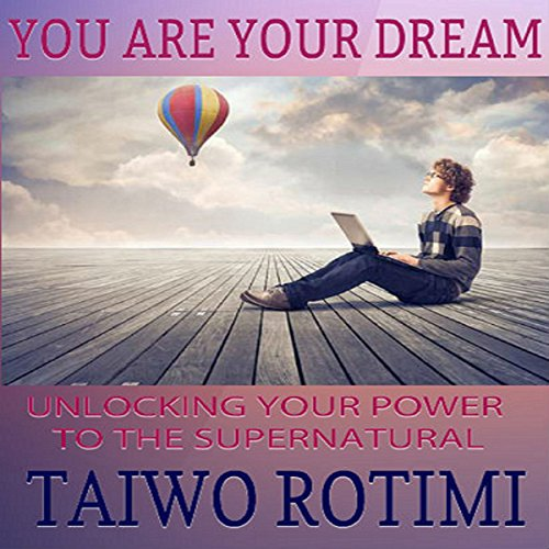 You Are Your Dream audiobook cover art