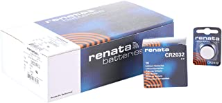 Renata 10 X 2032 Swiss Made Lithium Coin Cell Battery