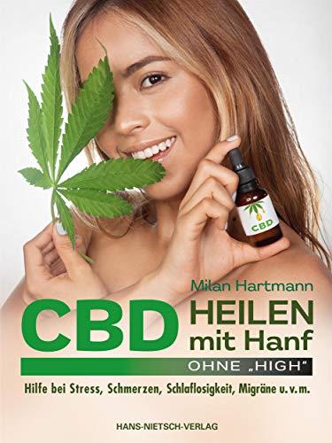 """CBD – Heilen mit Hanf ohne """"High"""":..."""