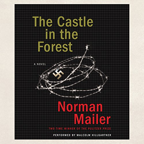 The Castle in the Forest audiobook cover art