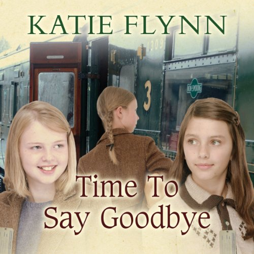Time to Say Goodbye audiobook cover art
