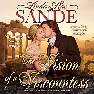 The Vision of a Viscountess cover art