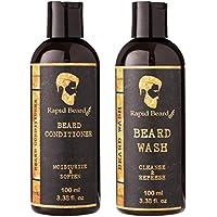 Rapid Beard Classic Beard Shampoo and Conditioner