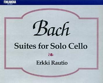 J.S. Bach : Suites for Solo Cello