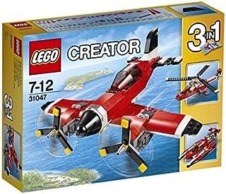 LEGO - Avión con hélices, Multicolor (31047)