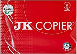 JK photocopy Paper - A4, 500 Sheets, 75 GSM, 1 Ream