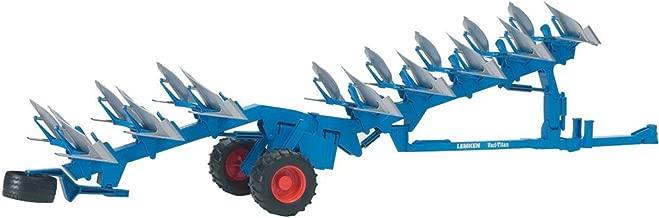 Lemken Semi mounted reversible plow