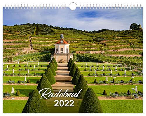 Kalender Radebeul 2022: 40x30cm