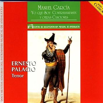 Mauel Garcia:  Canciones - Ernesto Palacio
