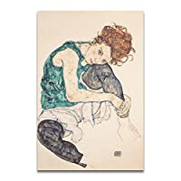 Egon Schieleエゴンシーレポスター抽象ボディ色絵画インテリア表現主義壁アートパネルスケッチフィギュアキャンバスアートパネル印刷ポスターヴィンテージForリビング部屋家装飾