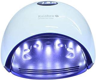 LY-01 Secadores de uñas Preconfiguraciones de Tiempo y Apagado automático Lámpara de uñas LED para Gel, Incluyendo Goma Laca