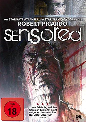 Sensored [Alemania] [DVD]
