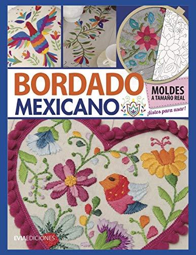 Bordado Mexicano: guía visual