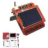 JISHIYU-S 13805K DSO138MINI Kit de osciloscopio DSO138Mini SMD Pre-Soldado 200KHZ 3.5V-6V DC