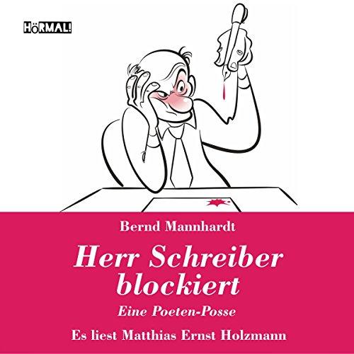 Couverture de Herr Schreiber blockiert