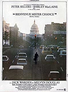 Being There (French ) POSTER (11