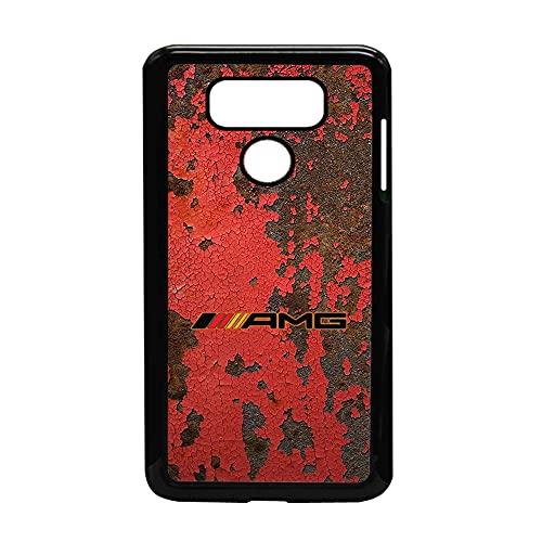 Imprimir con Amg 8 para Mujeres Compatible con LG Optimus G6 Caja del Teléfono Plástico Rígido A Prueba De Choques