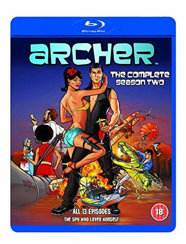 Archer - Series 2 [Blu-ray]