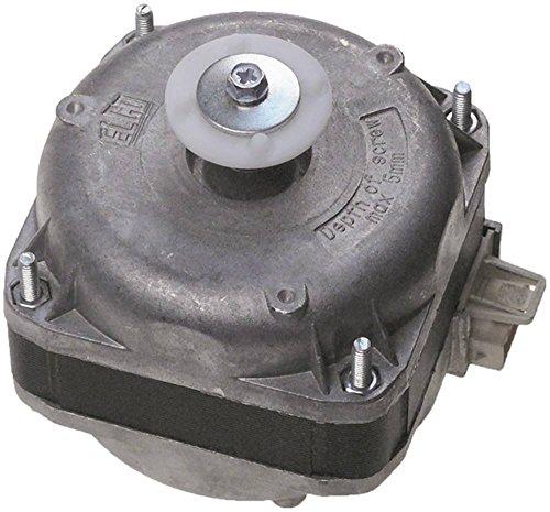 ELCO VN10-20/1124 - Motor de ventilador para Angelo Po 40CPX, CX140CP, CX140BN, CX652, CX65NN, Sagi F40CP, GS140CP, IMFEN-0P141, GS140BN2
