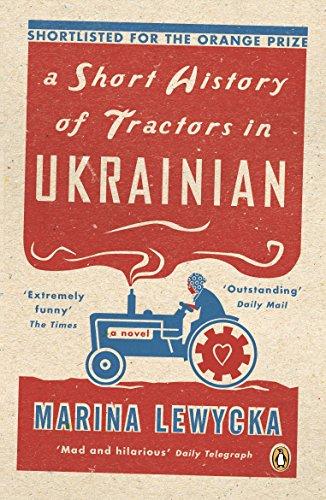 A Short History of Tractors in Ukrainian (Penguin Essentials)の詳細を見る