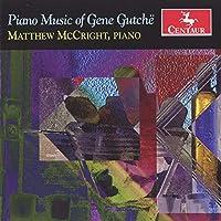 Piano Music of Gene Gutche