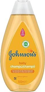 Johnsons Baby Champú Clásico pelo suave brillante e hidratado - 500 ml