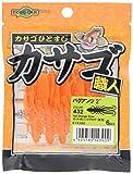 エコギア(Ecogear) ワーム カサゴ職人 バグアンツ 2インチ 432 ホットオレンジグロウ.