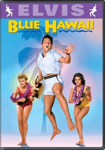 Blue Hawaii -  DVD, Rated PG, Norman Taurog
