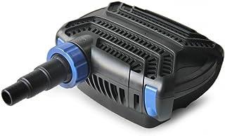 AquaOne Eco Teichpumpe CTF-B 6000 40 Watt 6000l /h I Hochwertige Teichpumpe mit Filter I Spezielle Pumpe für den Gartentei...
