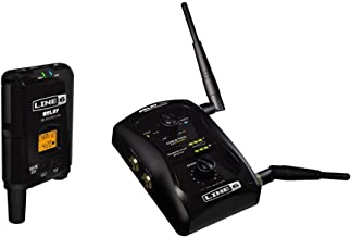Line 6 Relay G50 Wireless Guitar System: Wired Tone, Wireless Freedom