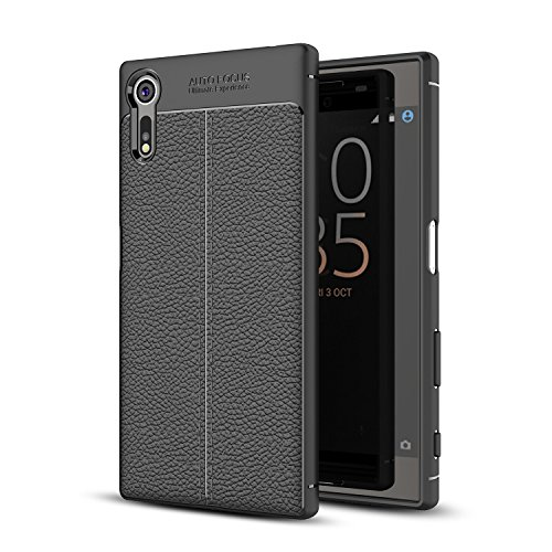 SONY Xperia XZ Hülle, WindTeco Premium Ultra Slim Weiches TPU Protector Phone Hülle Handy Schutzhülle Schale Bumper für SONY Xperia XZ / XZs