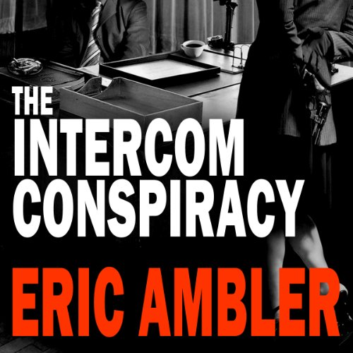 The Intercom Conspiracy cover art