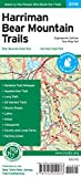 Harriman-Bear Mountain Trails Map: Bear Mountain State Park, Harriman State Park