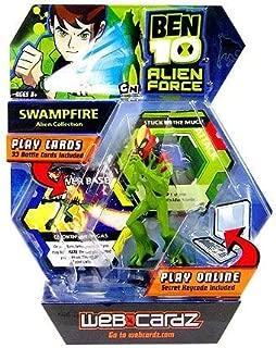 ben 10 ultimate swampfire game