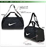 Nike Unisex Sporttasche Brasilia 6, schwarz, 62 x 33 x 35 cm, 62 Liter, BA4829-001 - 4