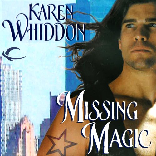 Missing Magic audiobook cover art