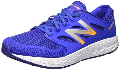 New Balance FF Boracay V2 - Zapatillas de Running Hombre, Azul (BW2 Blue), 43 EU