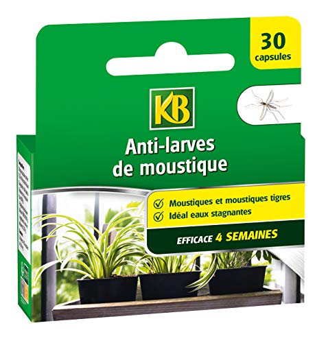 KB Anti-Larves De Moustique,...