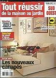 TOUR REUSSIR DE LA MAISON AU JARDIN N° 30 OCTOBRE 2007. SOMMAIRE: LES NOUVEAUX CANAPES, UN CHALET D ALPAGE CONTEMPORAIN, POELES ET CHEMINEES, LES CHAUDIERES A GRANULES DE BOIS...