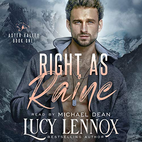 Right as Raine Audiobook By Lucy Lennox cover art