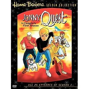 Warner Home Video Jonny Quest Season ONE (DVD Movie)