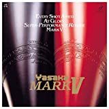 Yasaka Mark V Color-Red,Thickness-Max