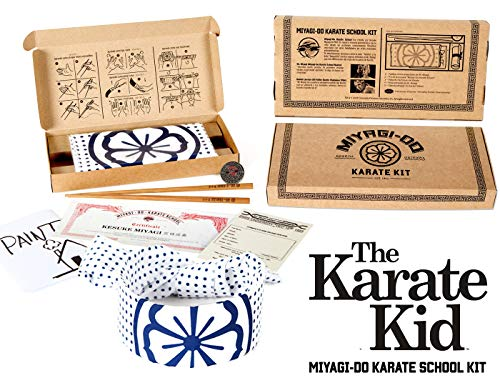Doctor Collector Karate Kid - Kit Escuela